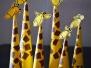 7. 4. Tvoření - žirafy