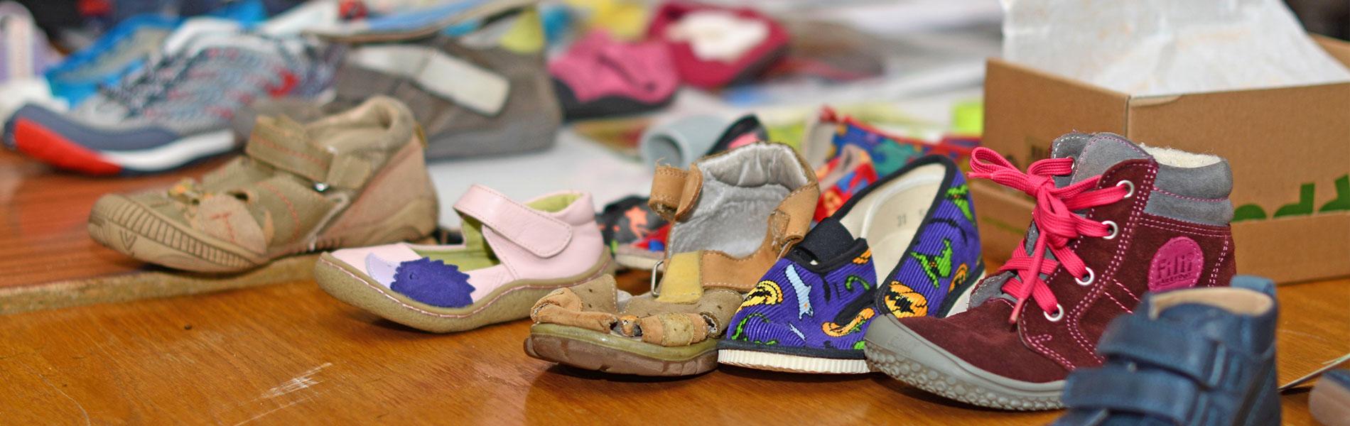 Radost a tvůrčí elán dětí